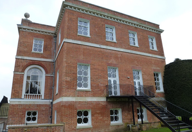 Harleyford Manor Marlow Swco